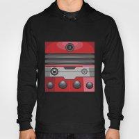 Dalek Red - Doctor Who Hoody