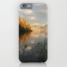 Sunrise on Jackson Lake, Grand Teton National Park Slim Case iPhone 6s