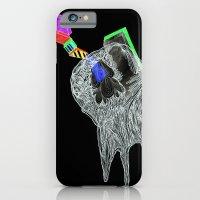 NEGATIVE HEARTACHE AHEAD iPhone 6 Slim Case