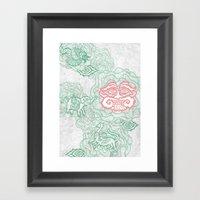 Mystical Life Framed Art Print