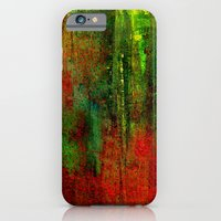 iPhone & iPod Case featuring The Red Carpet by Angela Burman