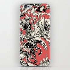 4 Horsemen iPhone & iPod Skin