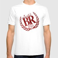 Battle Royale: Survival Program Mens Fitted Tee White SMALL