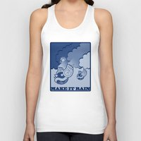 Make It Rain Unisex Tank Top