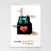 VALENTINE'S DAY Stationery Cards