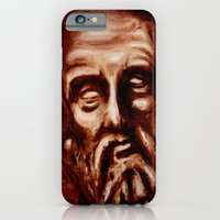 iPhone & iPod Case featuring Plato by The Being art