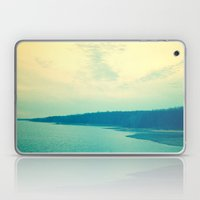 Dreams in Shades of Blue Laptop & iPad Skin