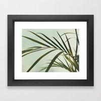 VV III Framed Art Print