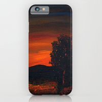 Fireflies At The Pond iPhone 6 Slim Case
