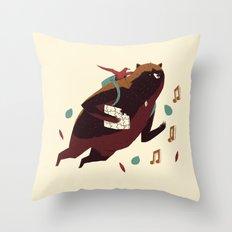 banjo-kazooie Throw Pillow