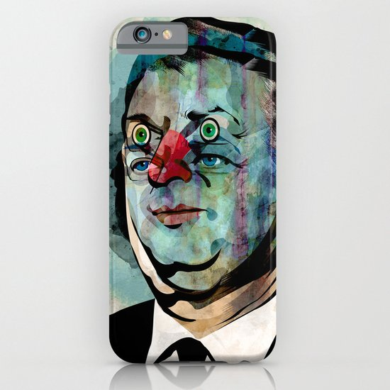 Businessman iPhone & iPod Case