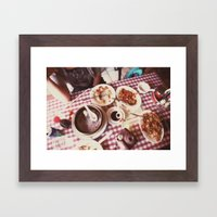 made in china::nyc Framed Art Print