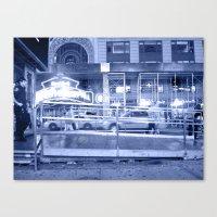 New York Air  Canvas Print