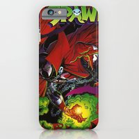 Spawn 1 cover iPhone 6 Slim Case