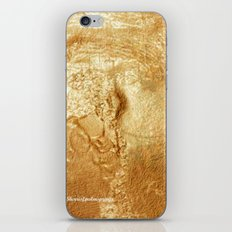Shoot For The Moon iPhone & iPod Skin