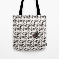 Mass Effect : Does this unit have a soul? Tote Bag