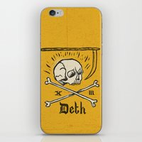Lucky Number iPhone & iPod Skin