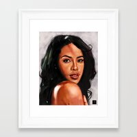 At Your Best Framed Art Print