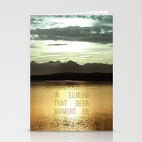 In that Moment, We were Infinite Stationery Cards