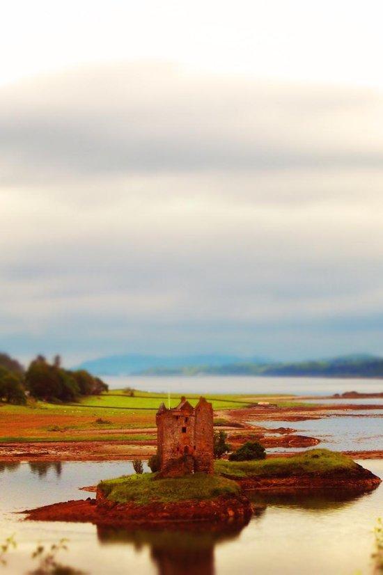 Castle Stalker (Scotland) Art Print