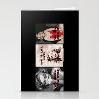 A Tribute To Marilyn Mon… Stationery Cards
