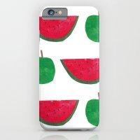 Watermelon & Apple iPhone 6 Slim Case