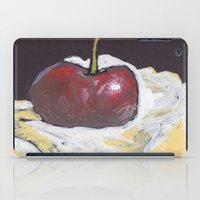 With A Cherry On Top? iPad Case