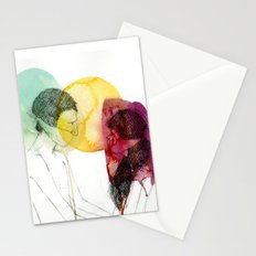 Love doesn't need words. Stationery Cards