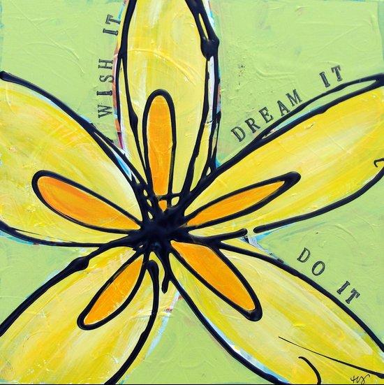 Wish it, Dream it, Do it Art Print