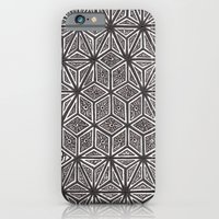 iPhone & iPod Case featuring Textile 7  by OKAINA IMAGE