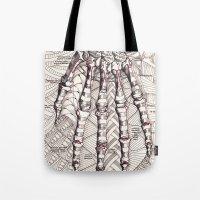 Hand  Tote Bag