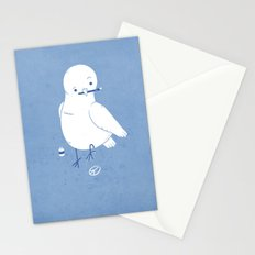 Peaceful painting Stationery Cards