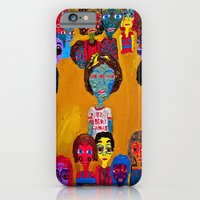 stranger iPhone 6 Slim Case