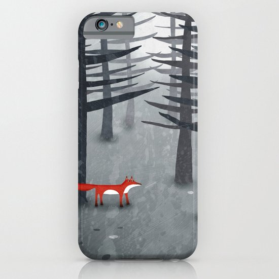 The Fox and the Forest iPhone & iPod Case