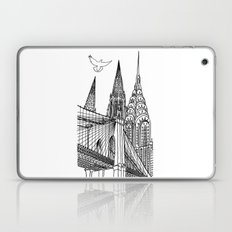 NYC Silhouettes Laptop & iPad Skin