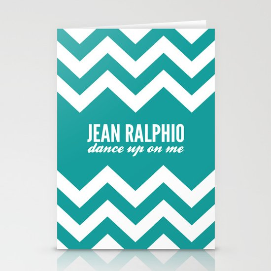 Jean Ralphio - Parks and Recreation Stationery Card