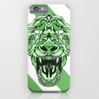 Lion Stripes  iPhone 6 Slim Case