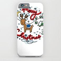 Reindeer Fun iPhone 6 Slim Case
