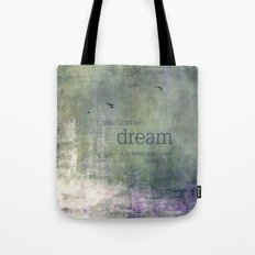 take time Tote Bag