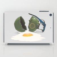 Eggsplosion iPad Case