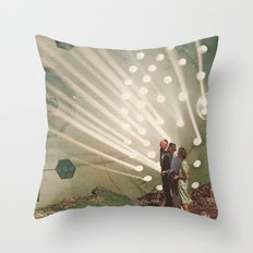The Light Pours Out Of M… Throw Pillow