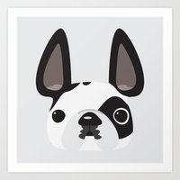 This is Rocky Art Print