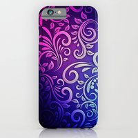 iPhone & iPod Case featuring LIKE A FLOWER XXXVIII by Ylenia Pizzetti