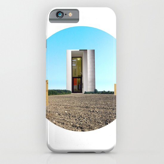 Surreal CityLand Collage 5 iPhone & iPod Case
