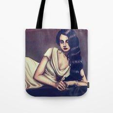Lizzy Grant Tote Bag