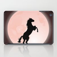 Moon Rider iPad Case