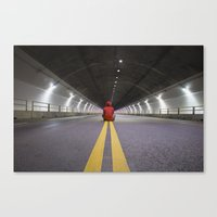Fortitude Canvas Print
