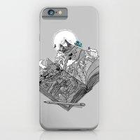My Road Trip Journal iPhone 6 Slim Case
