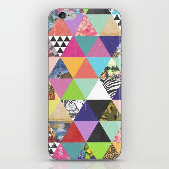 A bit of tropical geometry iPhone & iPod Skin