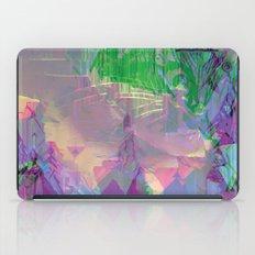Glitched Landscape 2 iPad Case